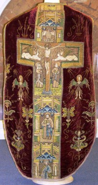 Medieval Chasuble